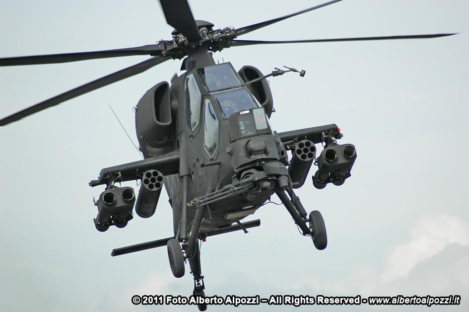 Mangusta 2 Elicottero : Agusta westland aw alberto alpozzi fotografia