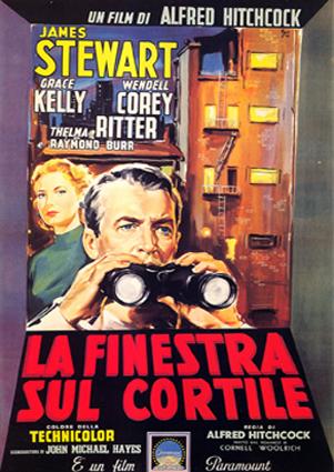 Fotografia e cinema alberto alpozzi fotografia - La finestra sul cortile remake ...